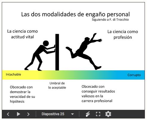 Presentación Ciencia patológica y patología editorial, de Joaquín Sevilla